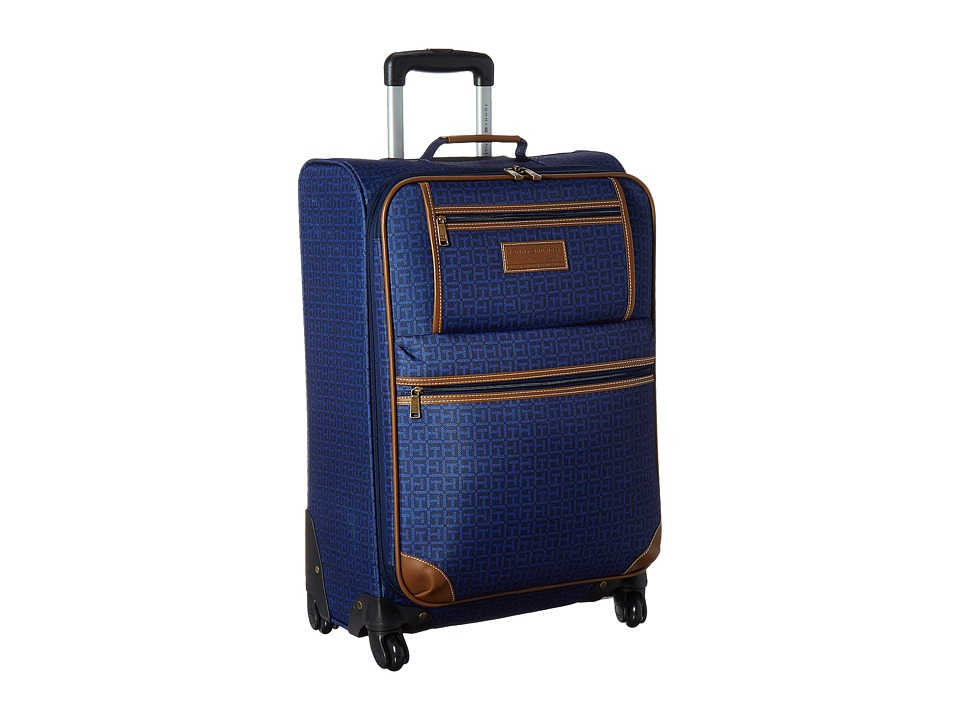 Tommy Hilfiger - Signature 2.0 25 Upright Suitcase (Navy) Luggage