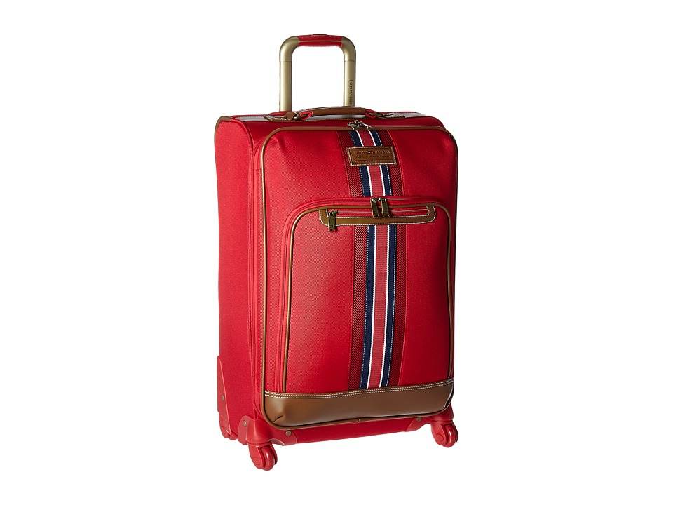 Tommy Hilfiger - Nantucket 25 Upright Suitcase (Red) Luggage