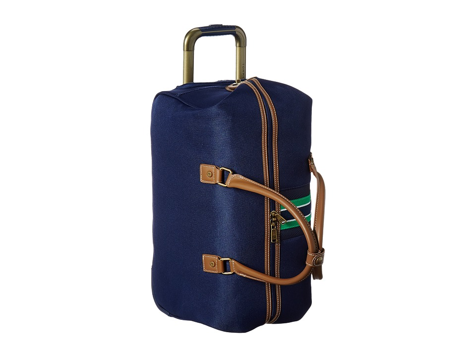 Tommy Hilfiger - Wheeled City Bag (Navy) Luggage