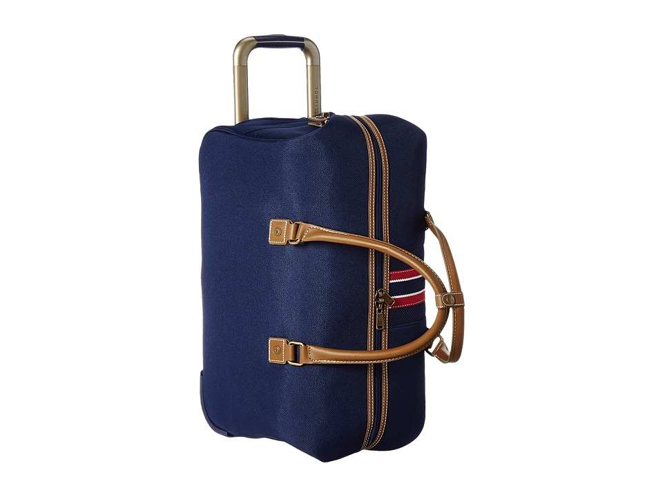 Tommy Hilfiger - Nantucket Wheeled City Bag (Navy) Bags