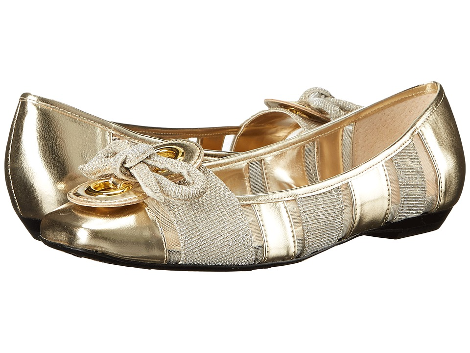 J. Renee - Edie (Platinum) Women's Shoes