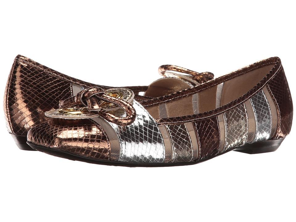 J. Renee - Edie (Metallic Multi) Women's Shoes