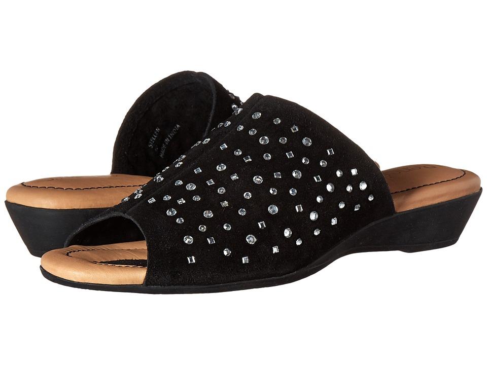 J. Renee - Stellen (Black) Women's Shoes