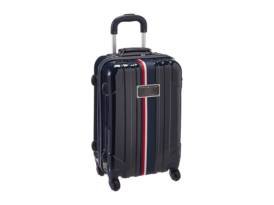 Tommy Hilfiger - Lochwood Upright 21 Suitcase (Navy) Carry on Luggage