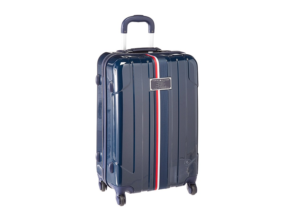Tommy Hilfiger - Lochwood Upright 24 Suitcase (Navy) Luggage
