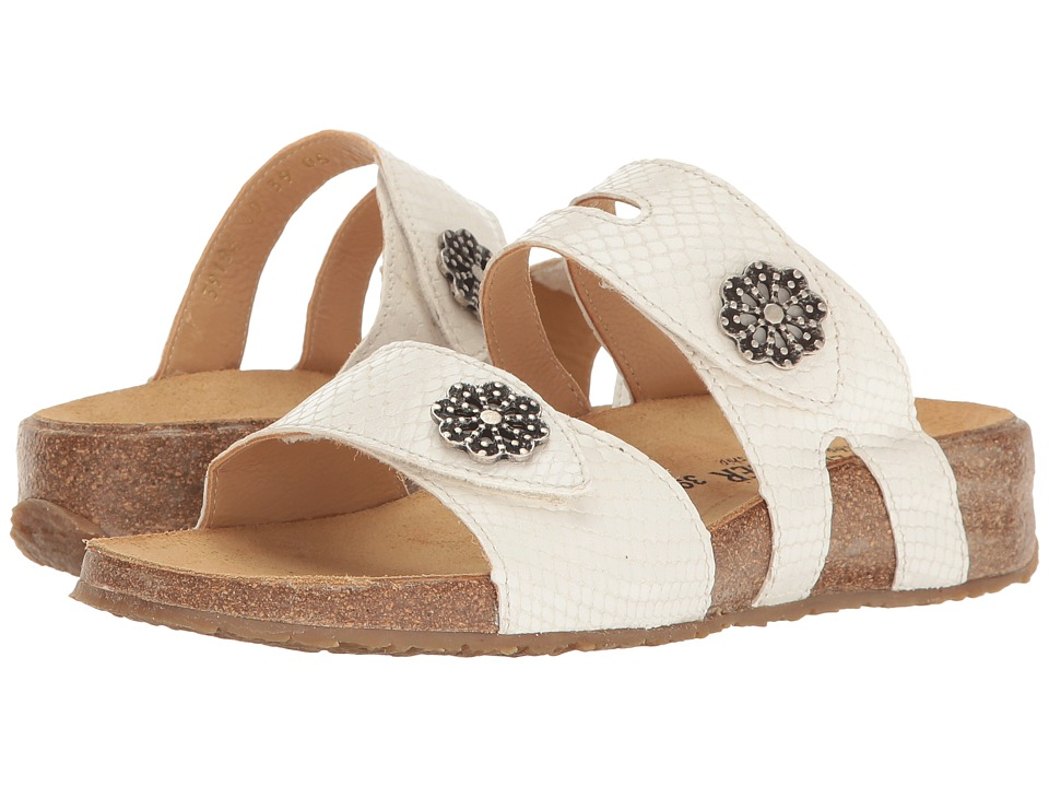 Haflinger - Pansy (Pearl) Women's Sandals