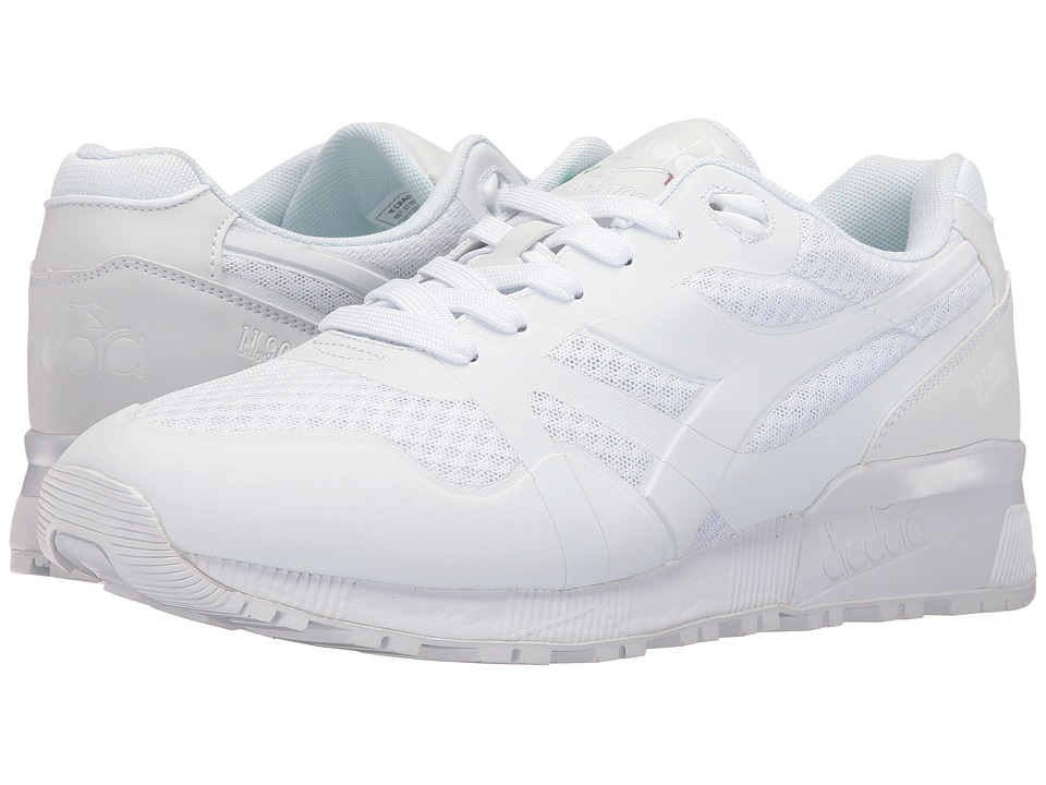 Diadora - N9000 MM II (White/White) Men's Shoes