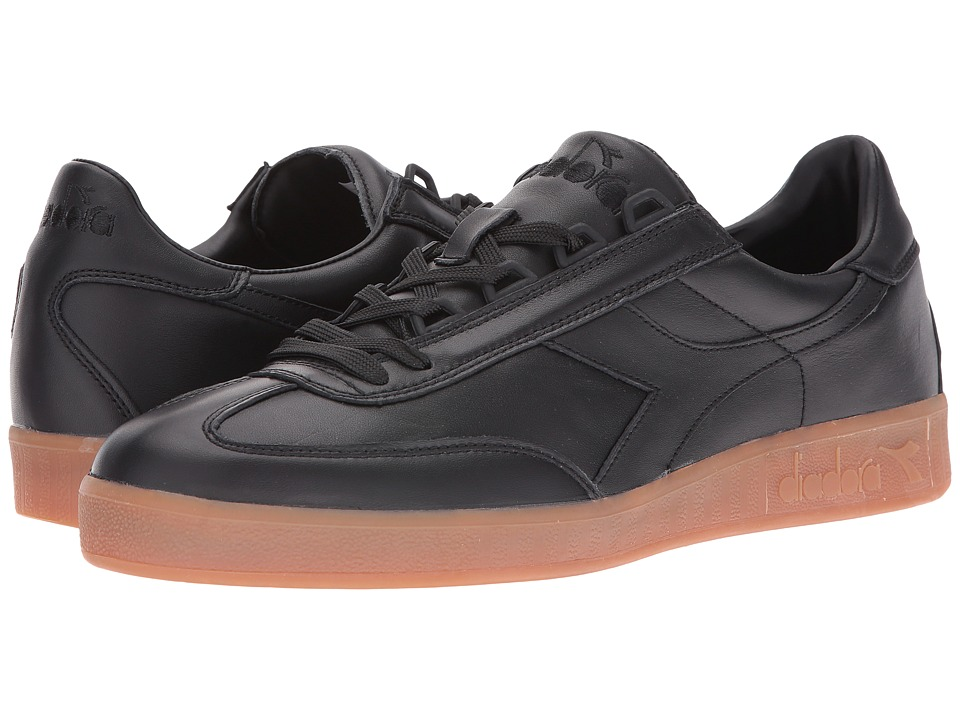 Diadora - B. Original Premium (Black) Men's Shoes