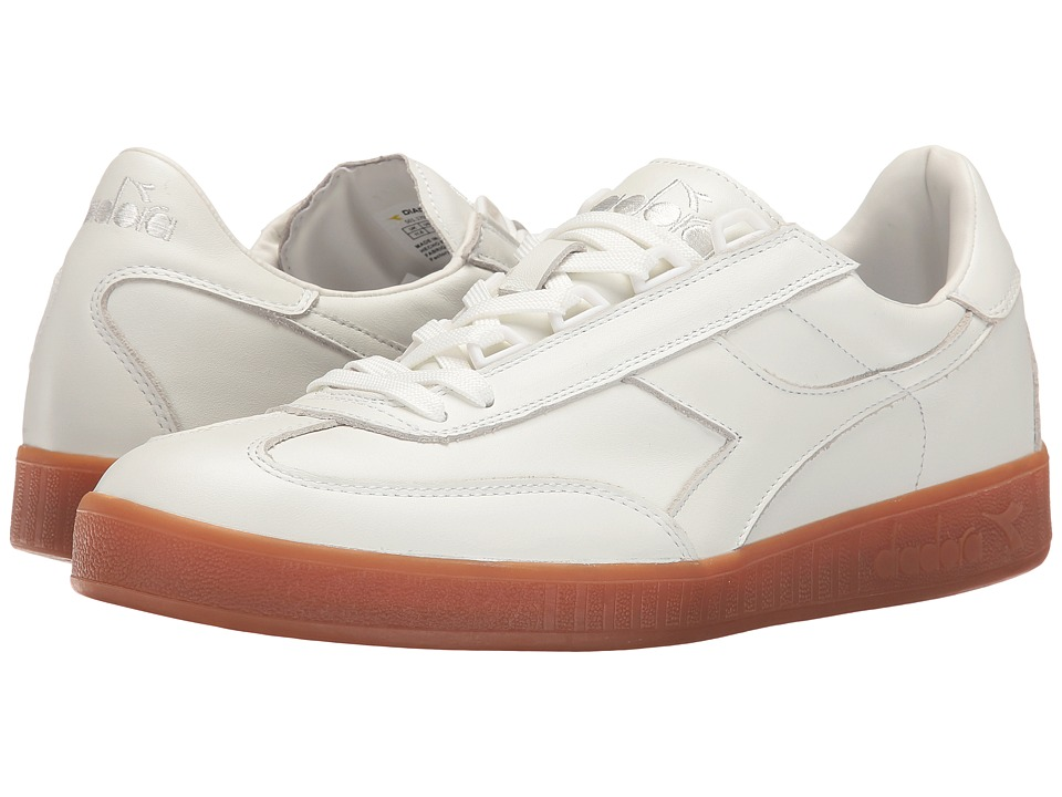 Diadora - B. Original Premium (White) Men's Shoes