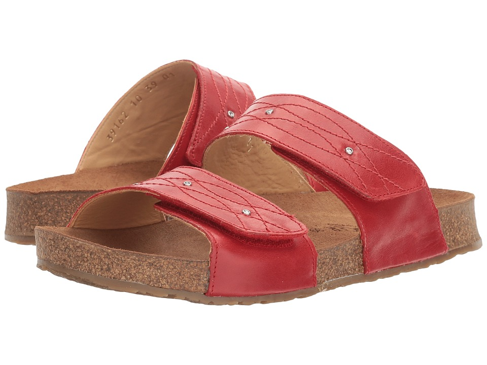 Haflinger - Carrie (Cherry) Women's Sandals