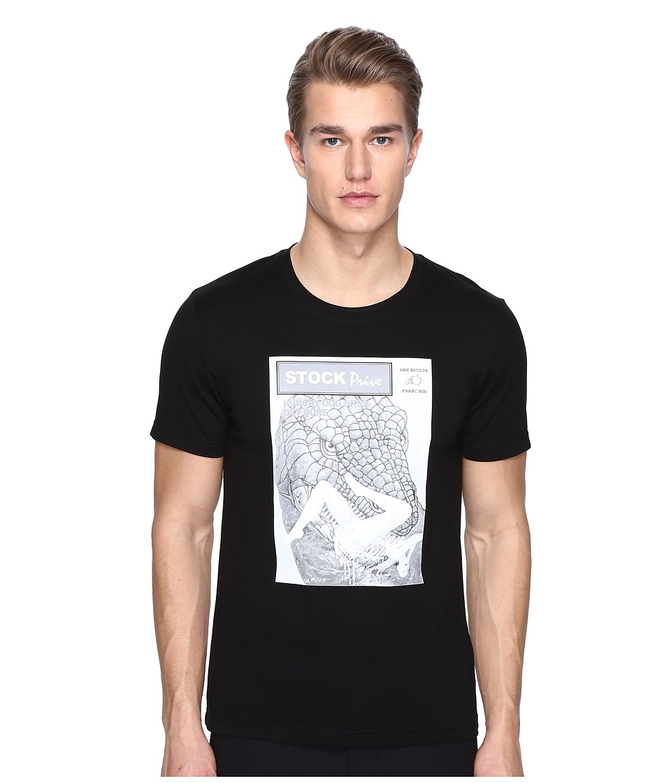 PRIVATE STOCK - Chew Me Out Tee (Black) Men's T Shirt