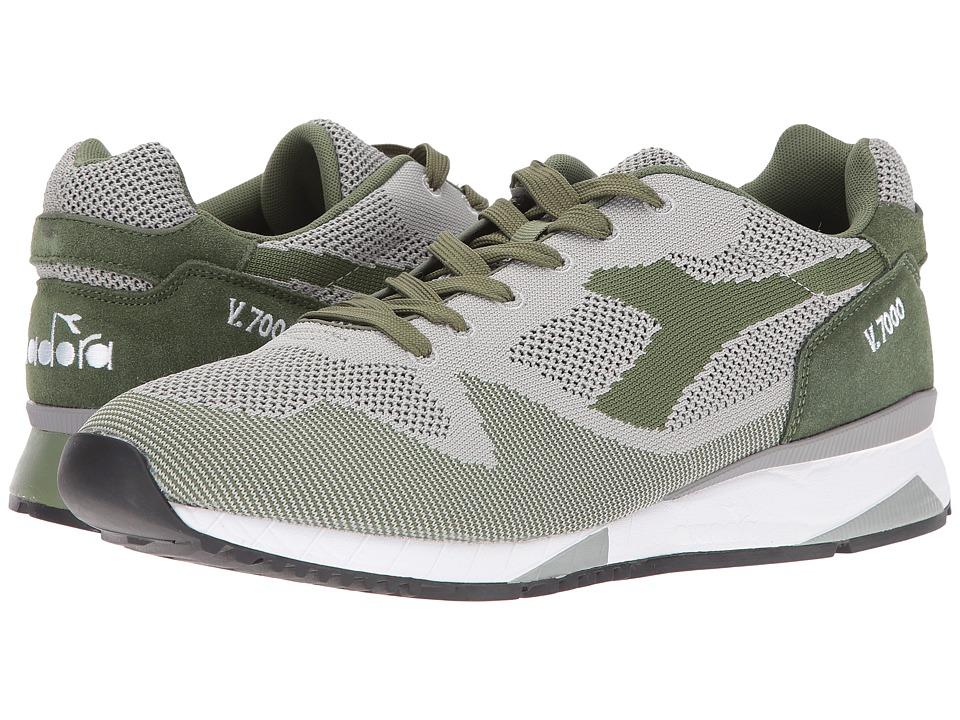 Diadora - V7000 Weave (Green Olivina) Men's Shoes