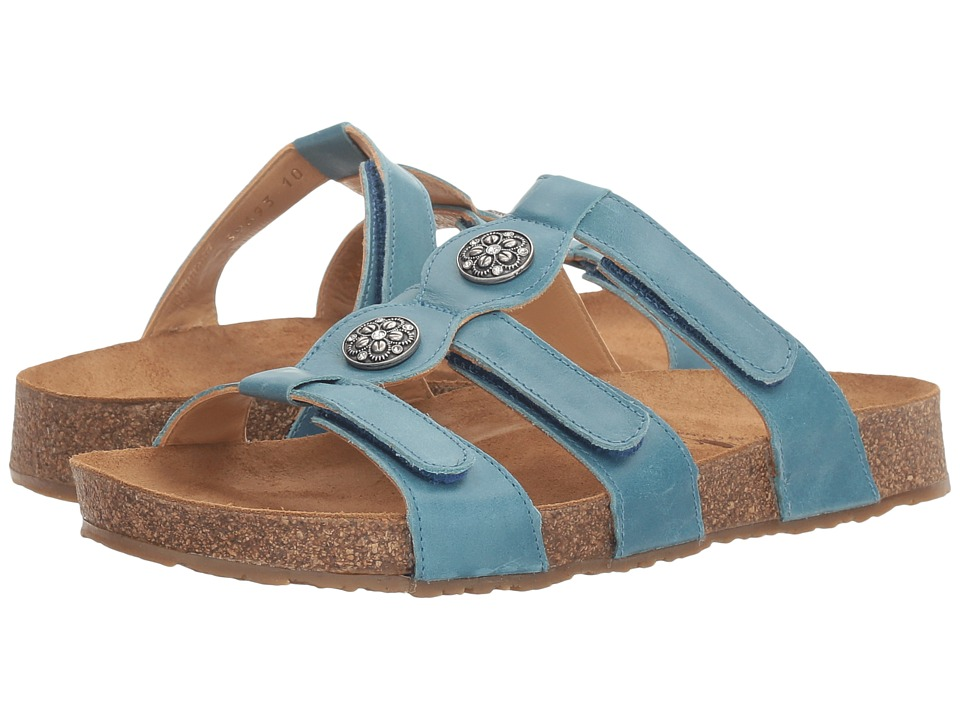 Haflinger - Alice (Capri Blue) Women's Sandals