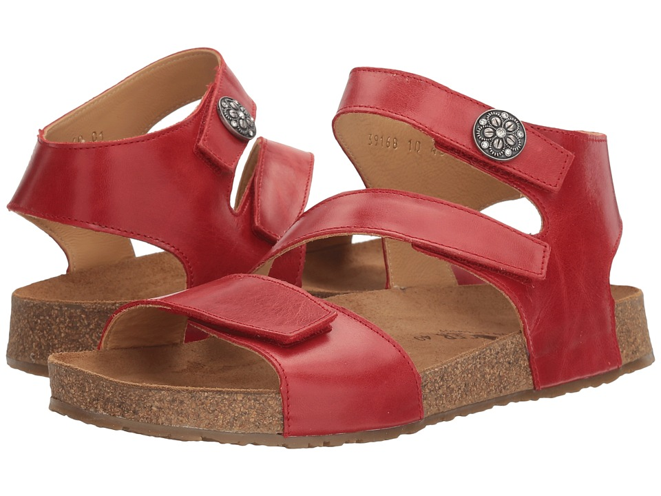 Haflinger - Lori (Cherry) Women's Sandals
