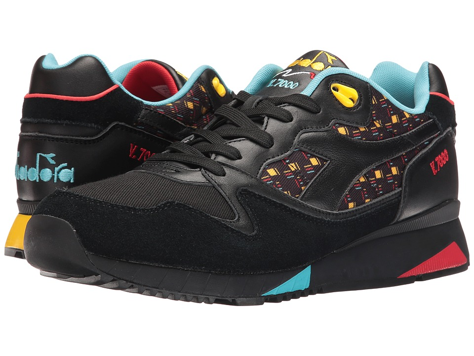 Diadora V7000 Little Italy (Black) Men