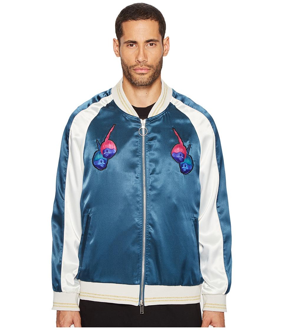 DBYD - Souvenior Jacket (Blue) Men's Coat