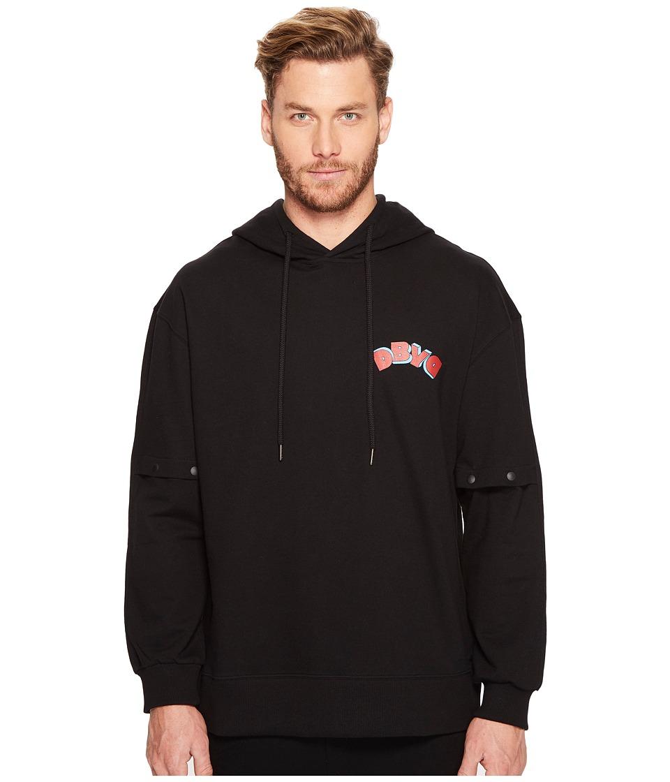 DBYD - DBYD Logo Hoodie (Black) Men's Sweatshirt