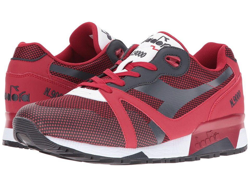 Diadora - N9000 Arrowhead (Chili Pepper) Men's Shoes