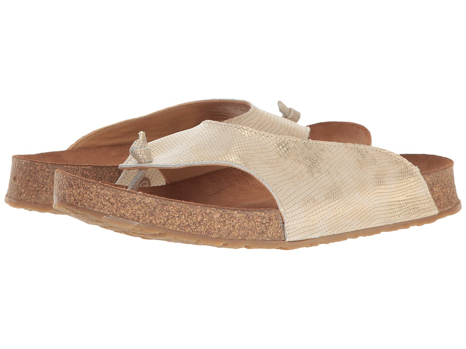 Haflinger - Amy (Dusty Gold) Women's Sandals