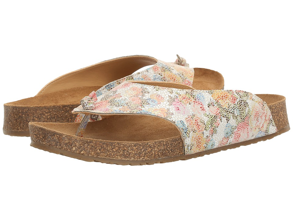 Haflinger - Amy (Bouquet) Women's Sandals