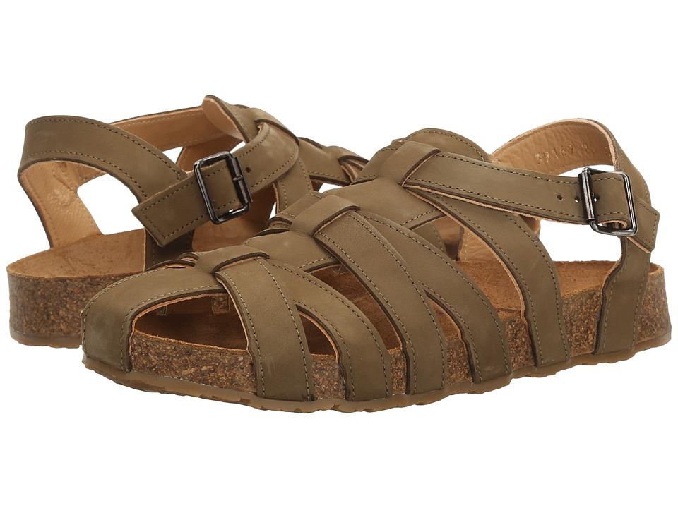 Haflinger - Paula (Khaki) Women's Sandals