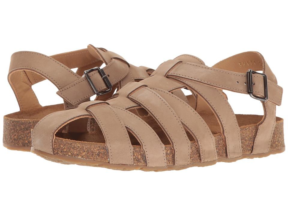 Haflinger - Paula (Stone) Women's Sandals