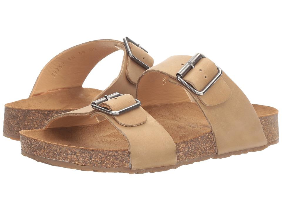 Haflinger - Andrea2 (Sand) Women's Sandals