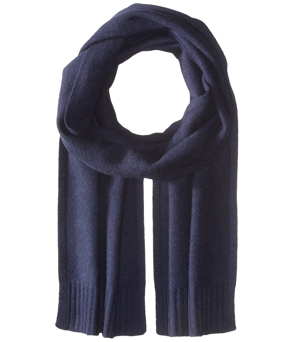 Vince - Cashmere Scarf (Royal Navy) Scarves