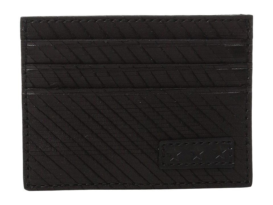 John Varvatos - Credit Card Case (Black) Credit card Wallet