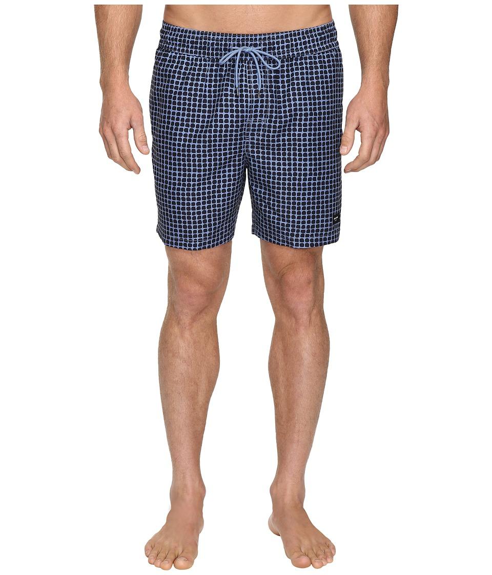 Jack Spade - Spotty Dotty Swimwear (Blue/Navy) Men's Swimwear