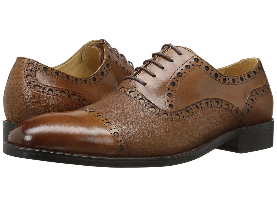 Carrucci - The Boss (Cognac) Men's Shoes