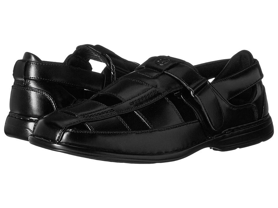 Stacy Adams - Brighton (Black) Men's Shoes