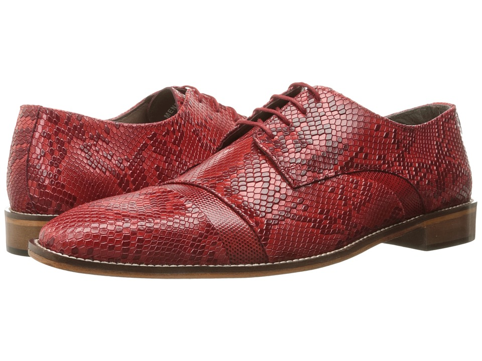 Stacy Adams - Rizzo (Red) Men's Shoes