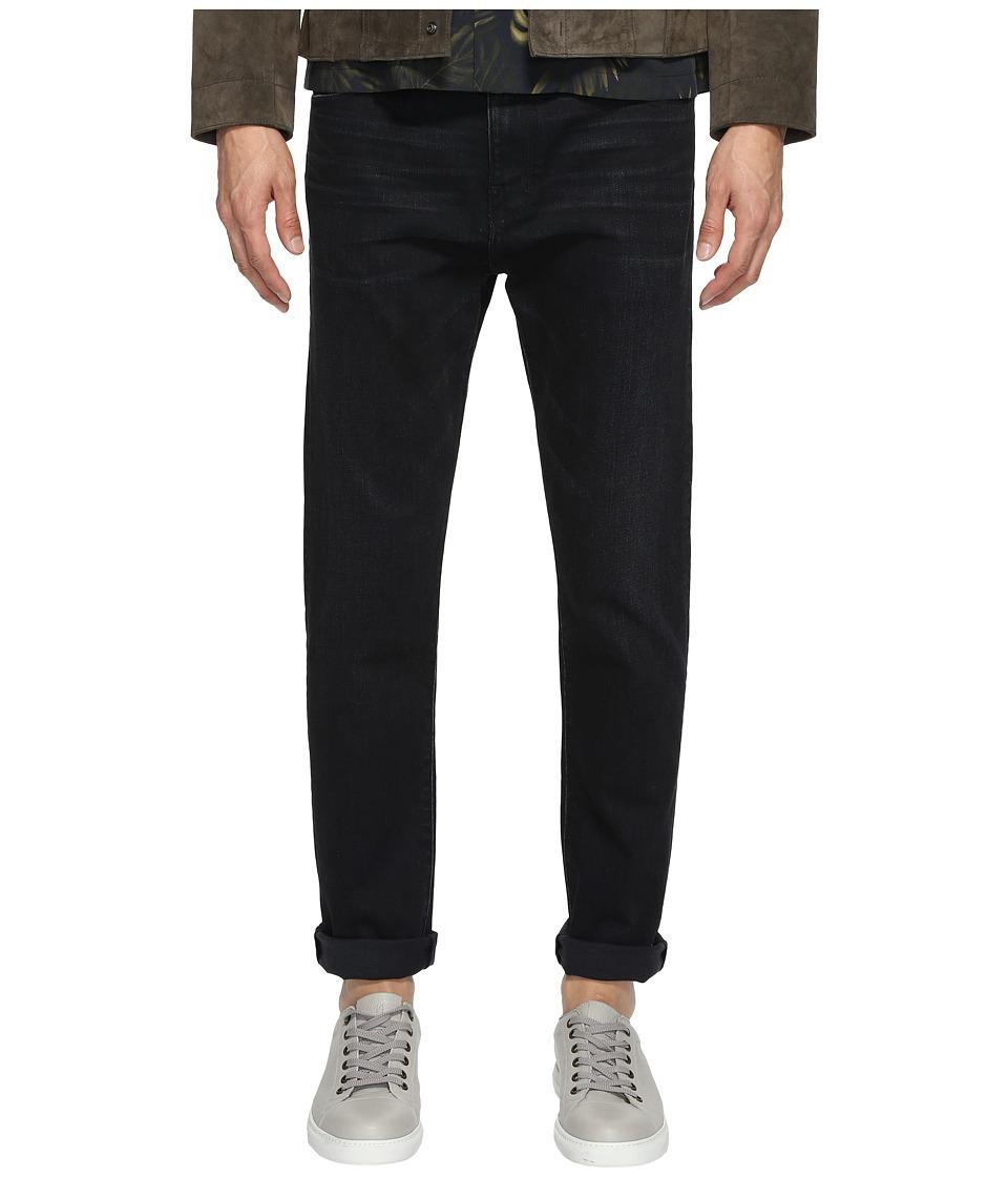Vince - Drop-Rise Five-Pocket Jeans (Coal Miners) Men's Jeans