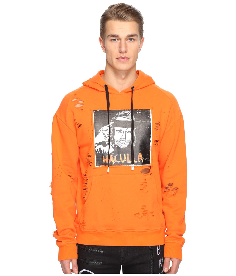 Haculla - Killin It Hoodie (Orange) Sweatshirt