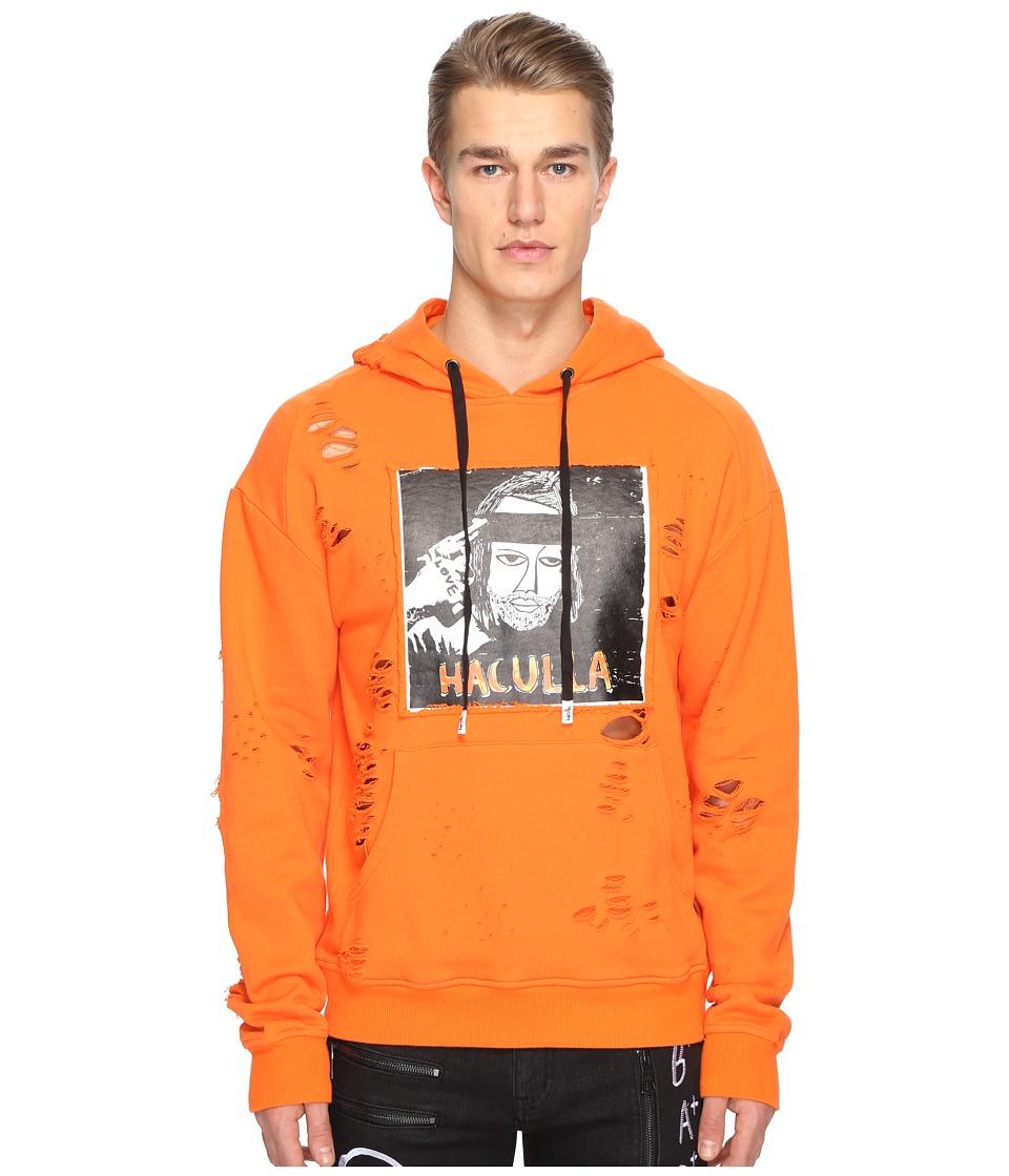 Haculla - Killin It Hoodie (Orange) Sweatshirt