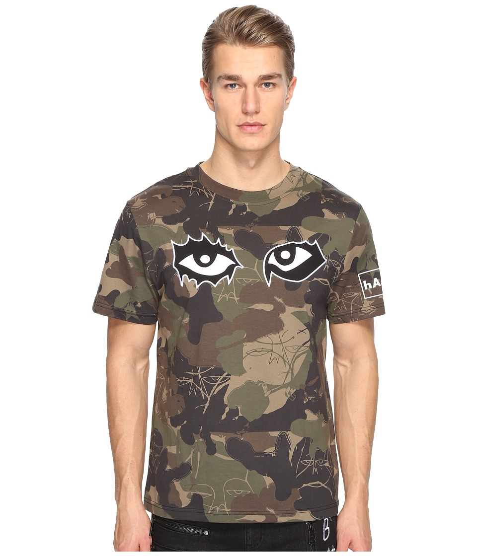 Haculla - You See Nothing Tee (Camo) T Shirt