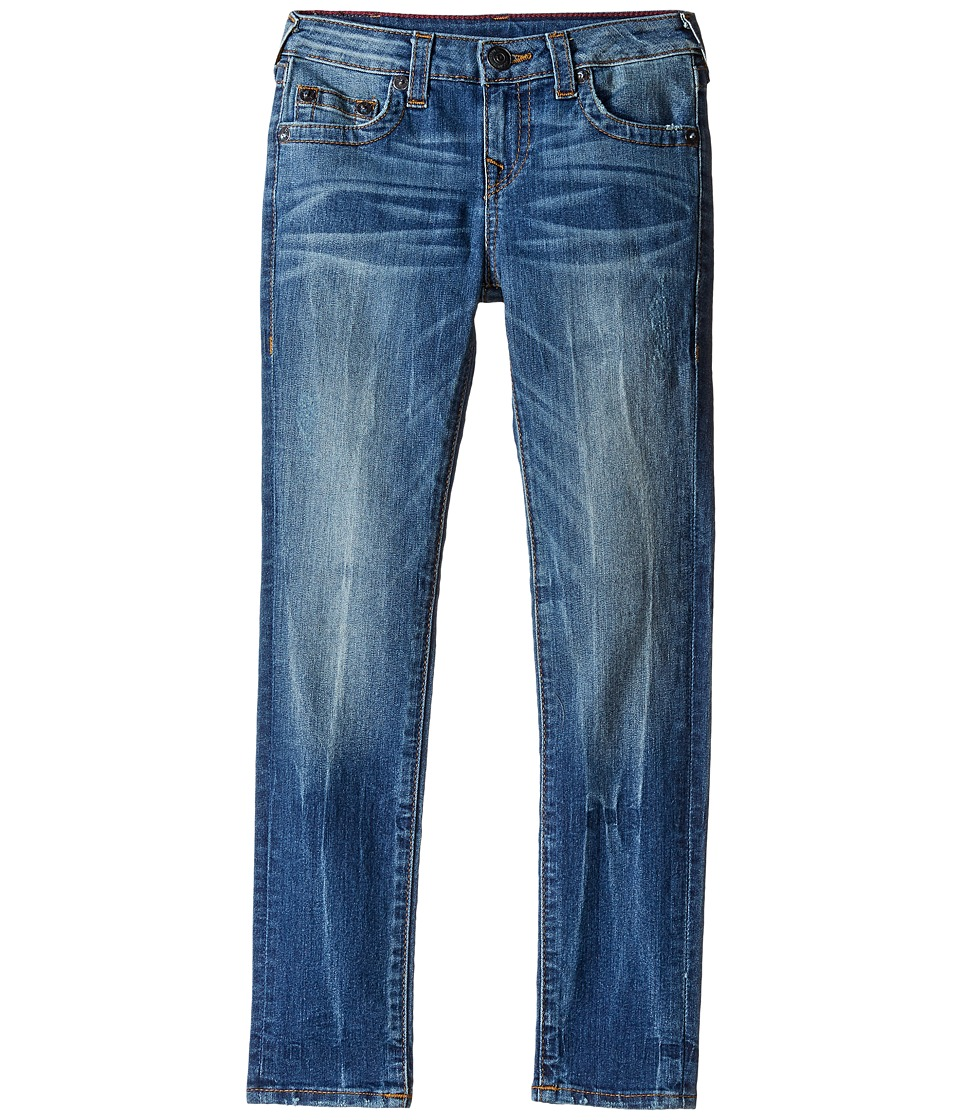 True Religion Kids - Casey Jeans in Tapestry Blue (Big Kids) (Tapestry Blue) Girl's Jeans