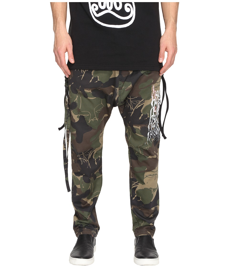 Haculla - Army of Me Trousers (Camo) Casual Pants
