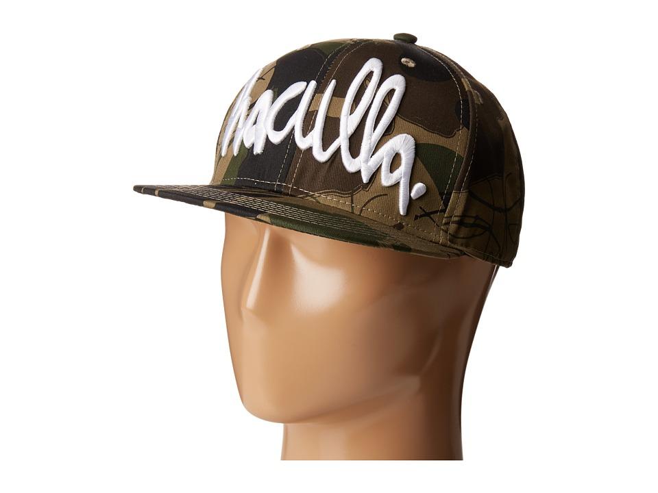 Haculla - Namesake Hat (Camo) Traditional Hats