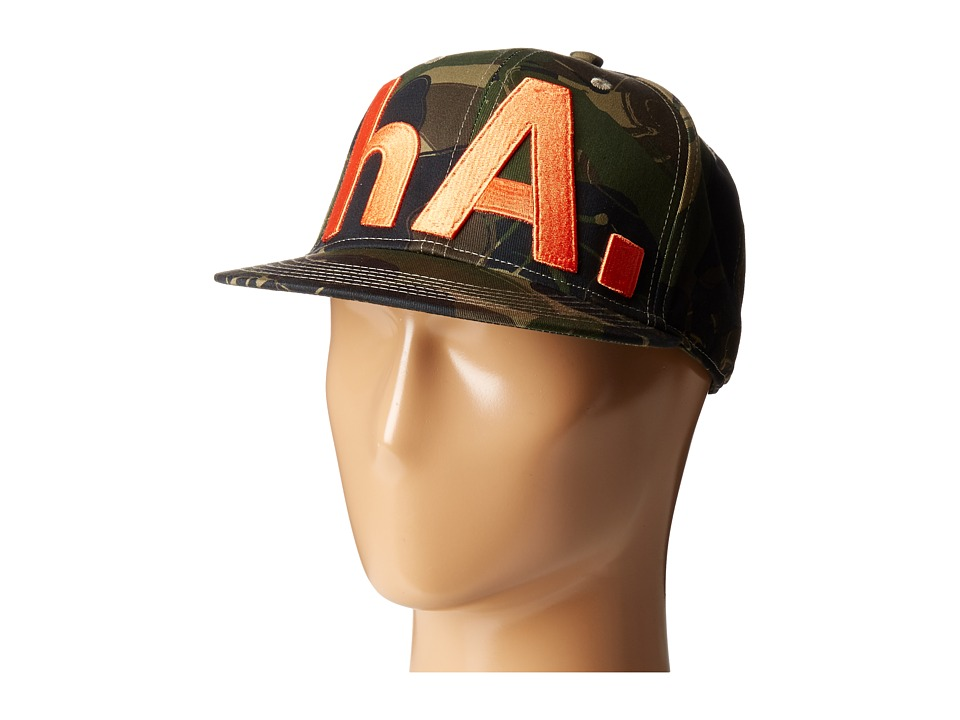 Haculla - Ha Hat (Camo) Traditional Hats