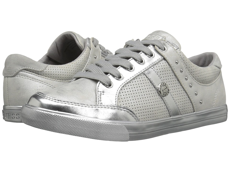 GUESS - Vanitty (Silver) Women's Shoes