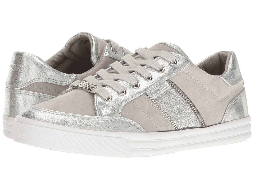 GUESS - Flann (Gray) Women's Shoes
