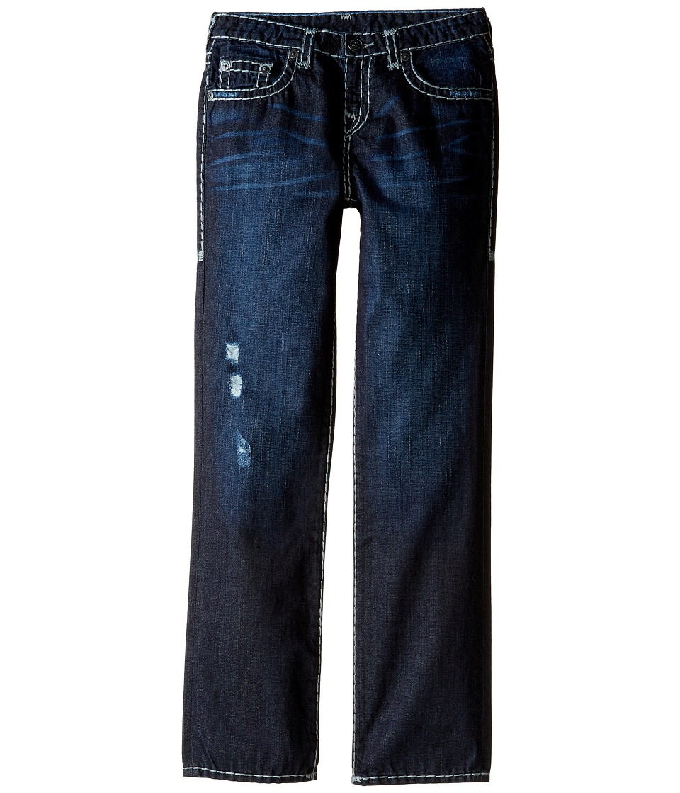 True Religion Kids - Ricky Super T Jeans in Solaris Wash (Big Kids) (Solaris Wash) Boy's Jeans