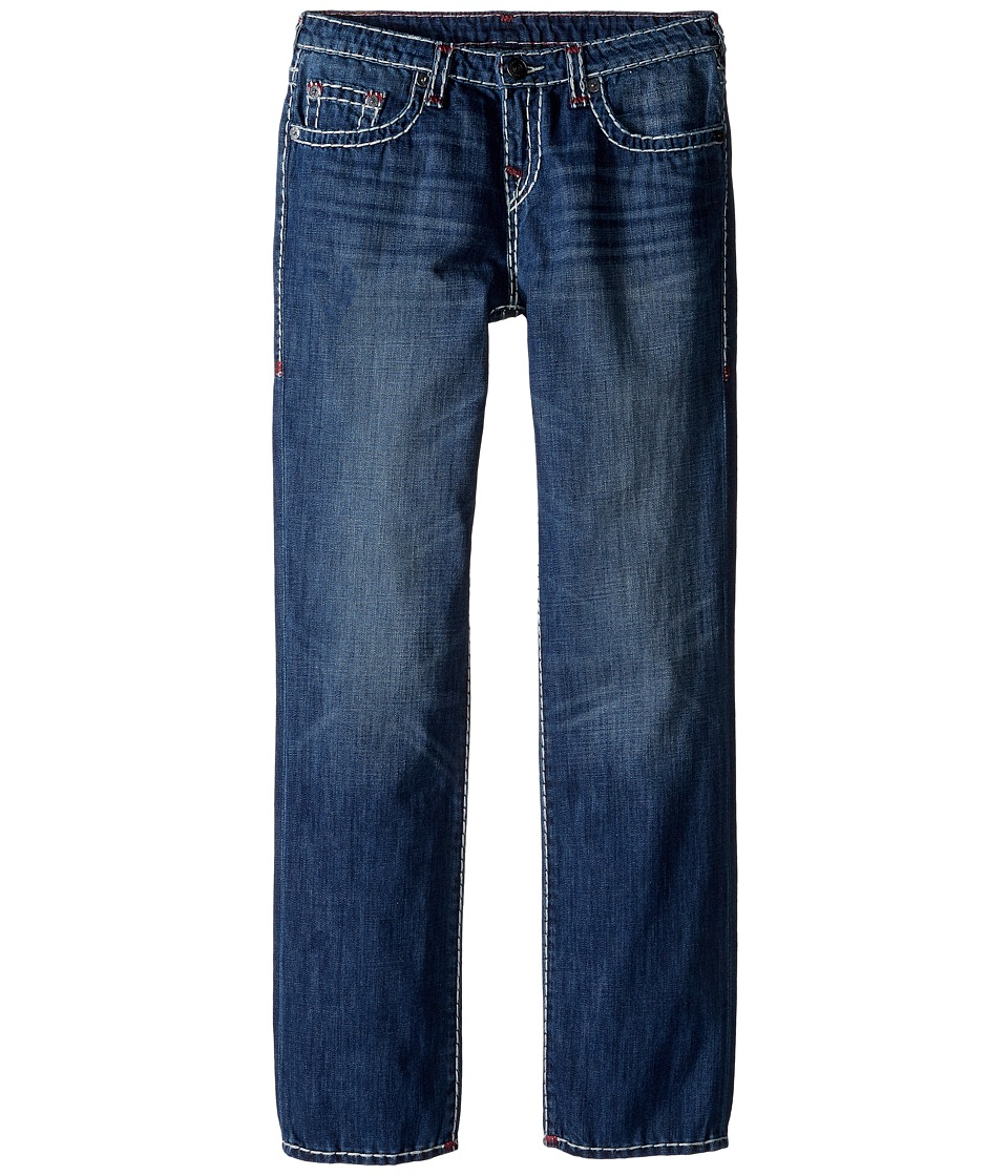 True Religion Kids - Ricky Super T Jeans in Oxford Blue (Big Kids) (Oxford Blue) Boy's Jeans