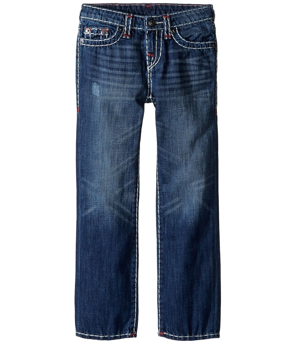 True Religion Kids - Ricky Super T Jeans in Oxford Blue (Toddler/Little Kids) (Oxford Blue) Boy's Jeans