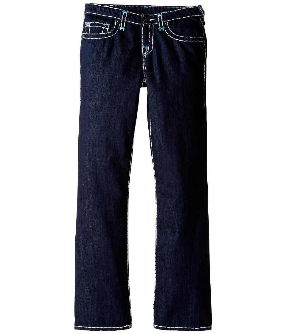 True Religion Kids - Rickey Super T Jeans in Rinse (Big Kids) (Rinse) Boy's Jeans
