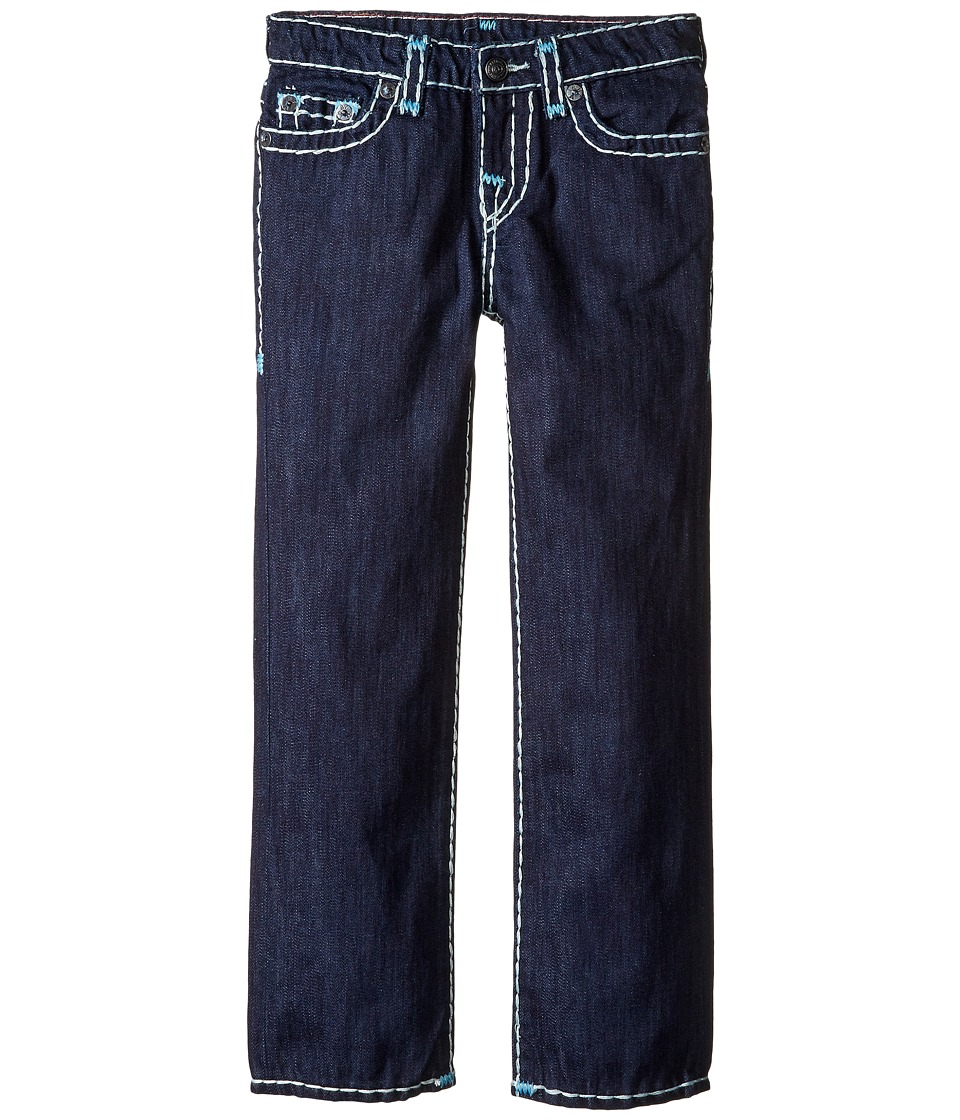True Religion Kids - Rickey Super T Jeans in Rinse (Toddler/Little Kids) (Rinse) Boy's Jeans