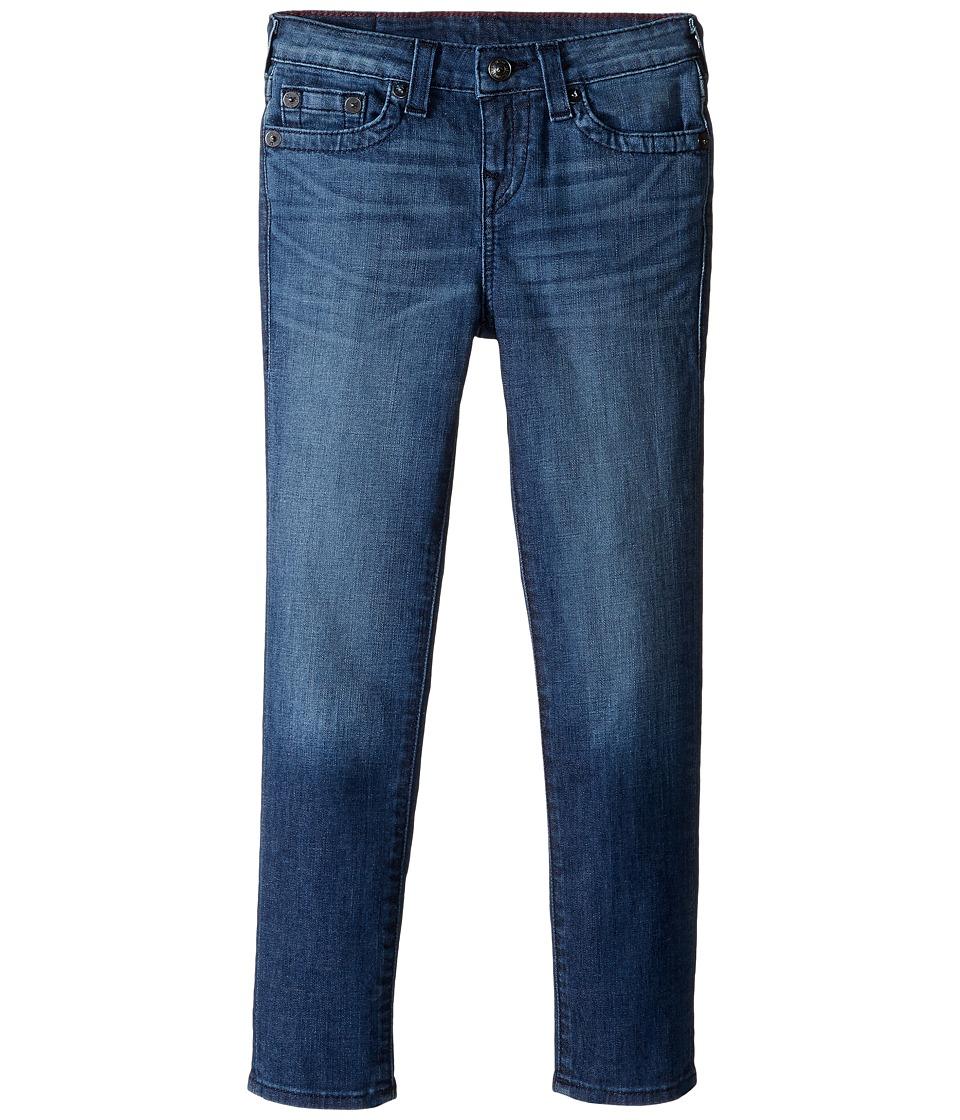 True Religion Kids - Rocco Jeans in Oxygen Blue (Toddler/Little Kids) (Oxygen Blue) Boy's Jeans