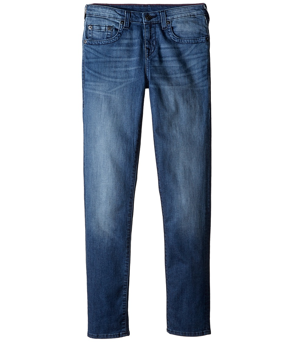 True Religion Kids - Rocco Jeans in Oxygen Blue (Big Kids) (Oxygen Blue) Boy's Jeans